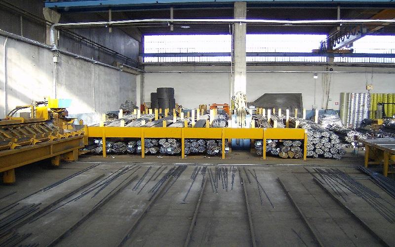 Ferro Edilizia - lavorazione ferro per cemento armato