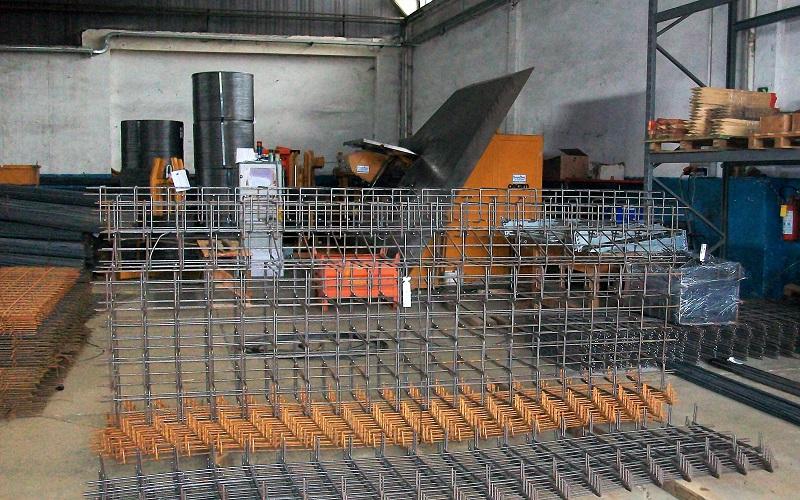 Ferro Edilizia lavorazione ferro per edilizia
