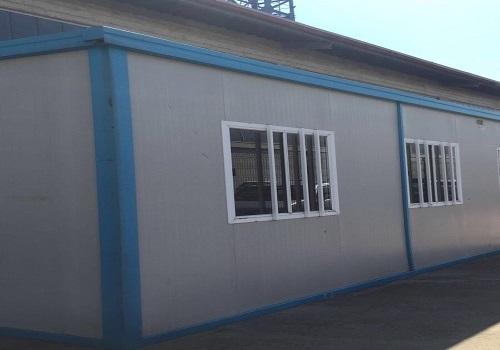 Ferro edilizia - container cantiere