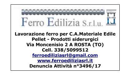 Ferro edilizia - etichettatura dei fasci - fronte