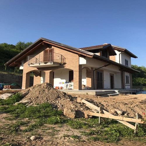 Ferro edilizia - nuove costruzioni