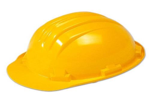 Ferro edilizia casco antinfortunistico da lavoro