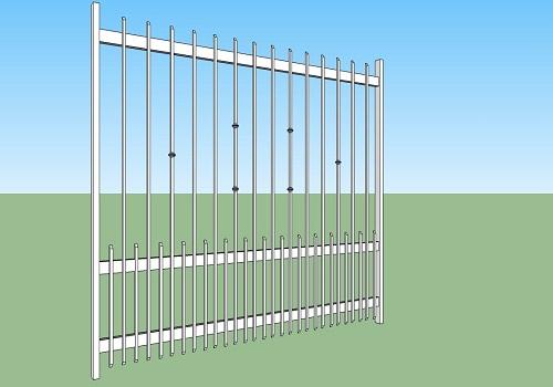 Ferro edilizia - pannello - bozze