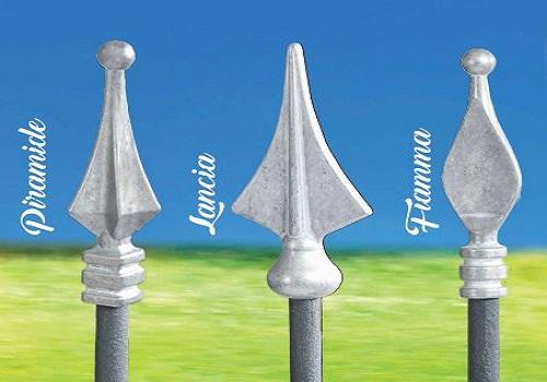 Ferro Edilizia  - recinzioni - ferro battuto - dettagli
