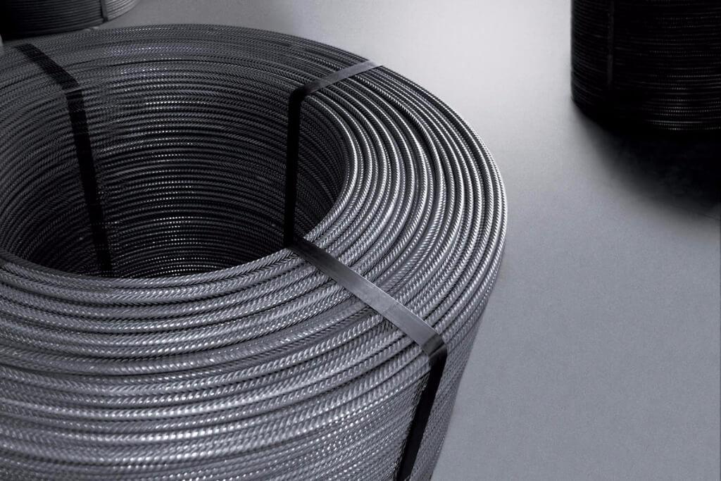 Ferro Edilizia - Ferro in rotolo B450C
