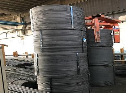 Ferro edilizia rotolo B450C