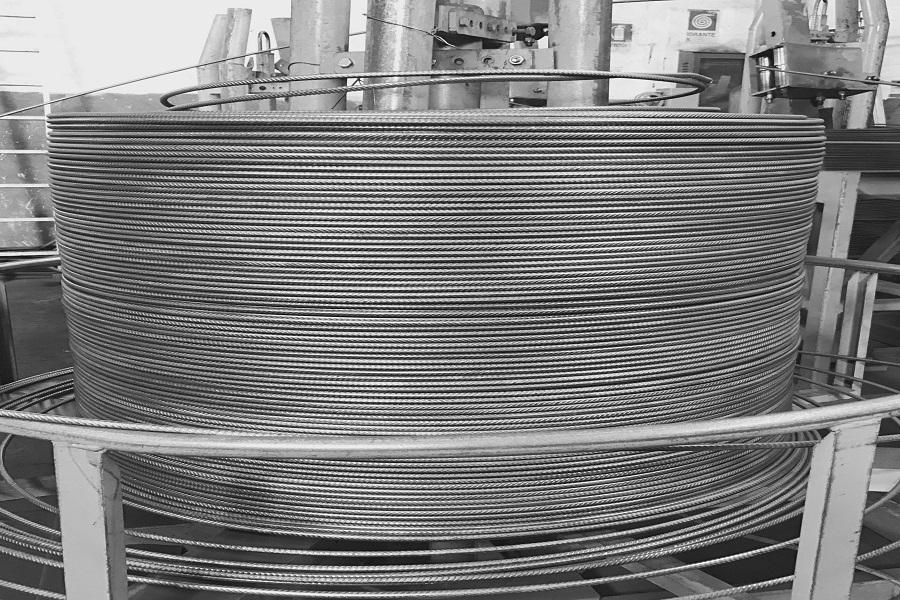 Ferro edilizia ferro in rotolo