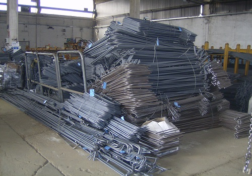 Ferro edilizia Ferro presagomato
