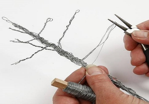 Ferro Edilizia - bobine - matassine - fil di ferro - addobbi