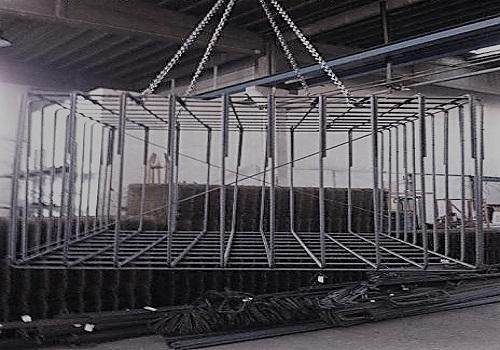Ferro edilizia gabbione in ferro