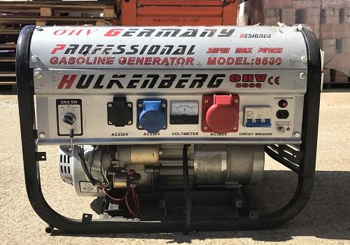 Ferro edilizia - generatore di corrente