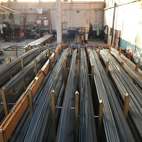 Ferro Edilizia - Lavorazione ferro in barre