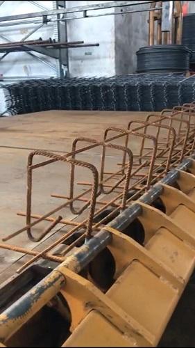Ferro Edilizia - rete piegata - rete lavorata - c.a.