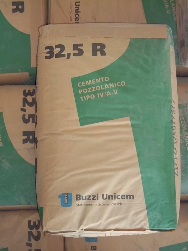 Ferro Edilizia rivendita cemento