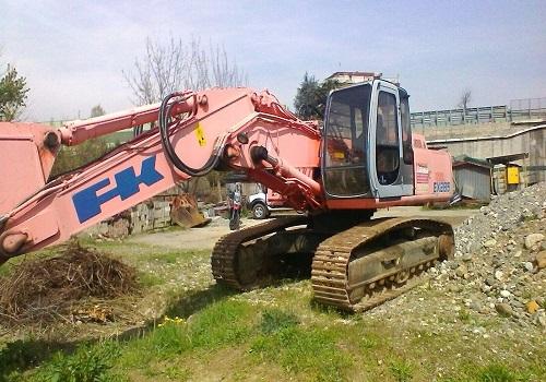 Ferro Edilizia - Escavazioni