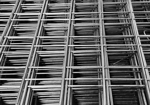 Ferro edilizia rete da lavorare