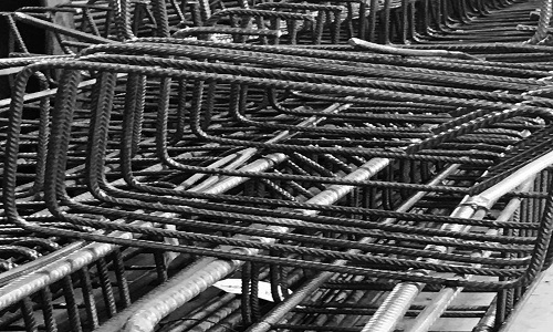 Ferro edilizia rete lavorata